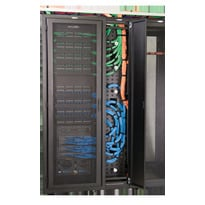 Racks, Enclosures & Cable Management