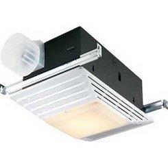 Fan with Heater & Light
