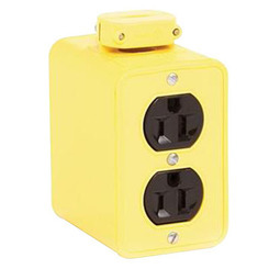 Portable Outlet Boxes