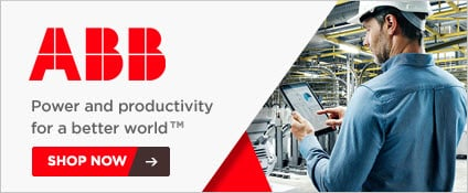 ABB Industrial. Power and productivity for a better world. Shop now.
