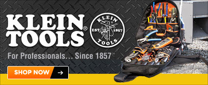 Klein Tools. For professionals since 1857. Shop now.